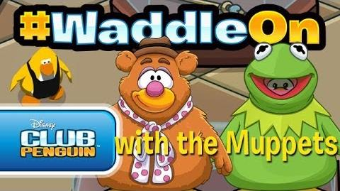 WaddleOn with The Muppets