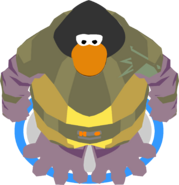 Zeb's Outfit In-Game