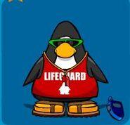Barkjon the lifeguard
