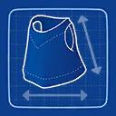 Blueprint Flowy Tank Top icon