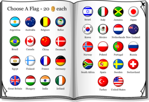 Flag Page