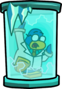 Gary congelado