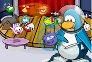 Global Postcards 2 Puffle Performance