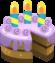 Pastel de Cumpleaños Emoji