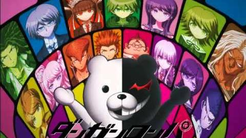 """Danganronpa The Animation Opening - """"Never Say Never"""" (Full Version)-0"""
