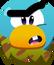 Emoji Caveguin Confused