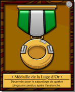 Mission 4 Medal full award fr