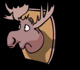 Moose Head sprite 005