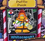 Puffle Punk Ganador 2