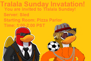 Talking about tralala sunday 4