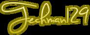Techman129 font