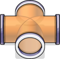 4-Way Puffle Tube sprite 019