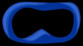 Blue Superhero Mask clothing icon ID 123