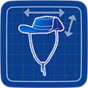 Blueprint Outback Hat icon