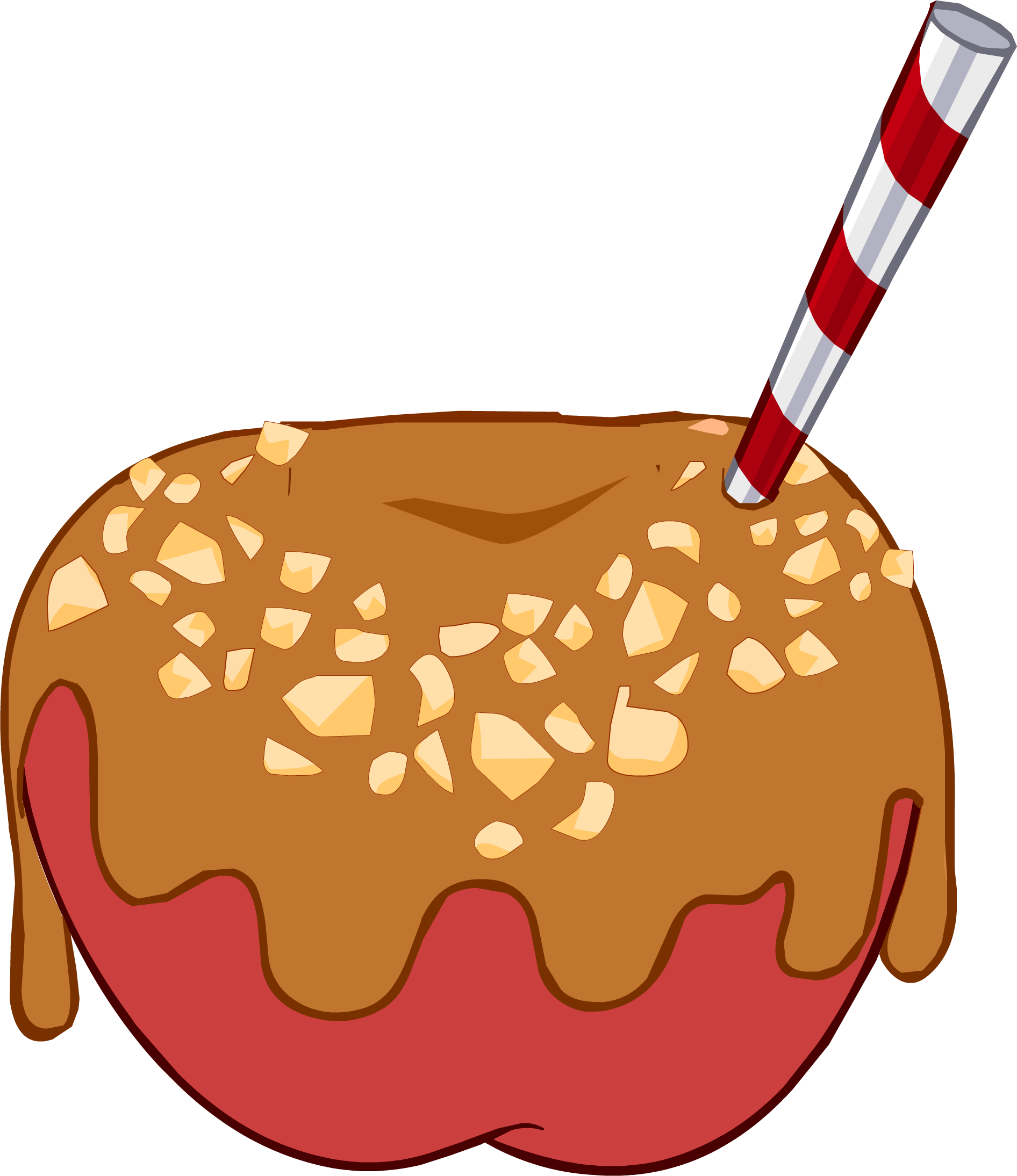 image caramel apple costume icon png club penguin wiki
