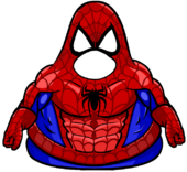 Spider-Man Bodysuit clothing icon ID 4626
