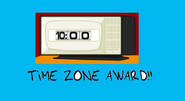 Time zone award