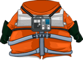 X-Wing Pilot Costume clothing icon ID 4893