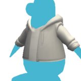 Zip-up Hoodie icon