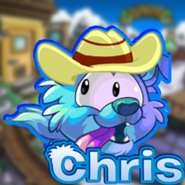 Chriskim98 puffle party icon