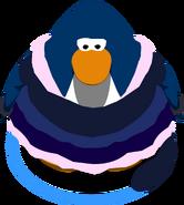 Disfraz de Felino Azul juego