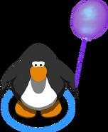 Grape Balloon In-Game