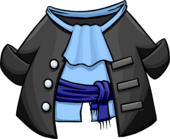 Gray Pirate Coat icon