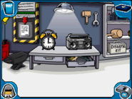 Mechano Duster drawer