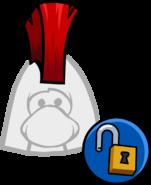 Red Mohawk (Unlockable)