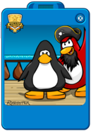 Rockhopper Background from a Player Card