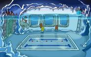 Sensei's Water Scavenger Hunt Underground Pool