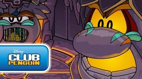 Sneak Peek Adventure Party - Temple of Fruit Official Club Penguin