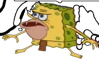 Spongegar