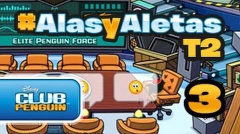 Alasyaletas - Operación Puffle 1 Club Penguin oficial