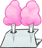 Algodon rosa imagen