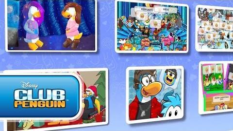 Best of 2016 Mash-Up Disney Club Penguin