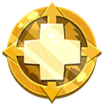 Decal Hero Badge icon
