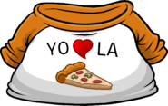 I Heart Pizza T-Shirt icon es