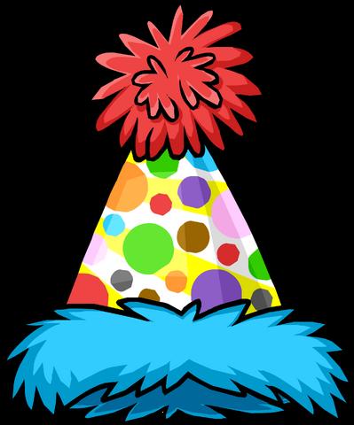 File:Mini Polka Dot Puffle Hat.png