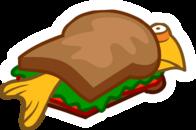 Sandwich Pin