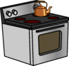 Stainless Steel Stove sprite 031