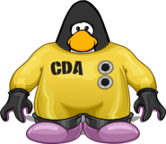 CDA Suit from a Player Card