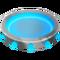 Discos flotantes Icono