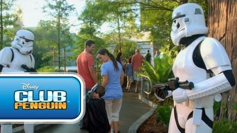Disney Channel Game On - Star Wars Takeover