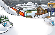 Great Storm of 2010 Ski Village