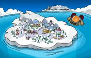 Marvel Super Hero Takeover 2012 Iceberg
