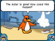 Missing boiler