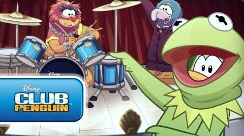 OFFICIAL - Muppets in Club Penguin Trailer