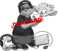 Pinguino Animado 3DeadEnd