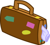Stuffed Suitcase icon